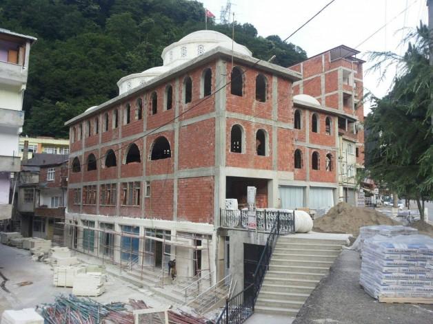Doğankent Merkez Yeni Camii açılıyor.