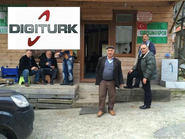 Beşiktaş-Trabzon debisi Recep Topar kahvesinde.