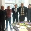 Gurbetçi Hüseyin Öztürk'ten anlamlı ziyaret