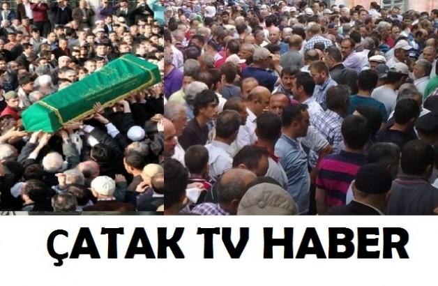 Cenaze namazı Doğankent'te kılınacak…