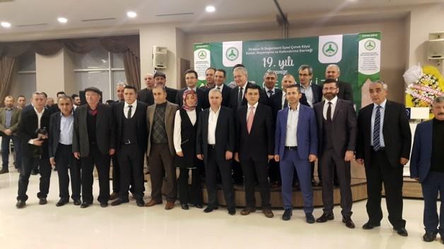 İstanbul'da Çatak Köyü gecesi