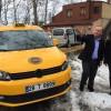 Ak Parti Giresun Millet Vekili Meclis Taksi'de