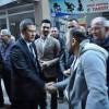 Öztürk' den Canikli'ye Kutlama