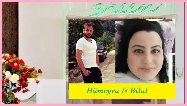 Hümeyra & Bilal – Çifti 11 Temmuz Pazartesi günü evleniyorlar…