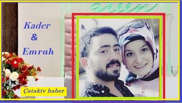 Düğüne sayılı saatler kaldı. Kader ile Emrah evleniyorlar… 13.11.2016