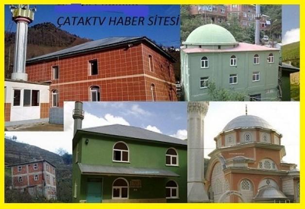 Çatak Köyünde ki Ortak Mirasımız olan Camilerimizi tanıyalım..
