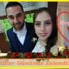 14 Şubat  Sevgililer Gününde Nikah Kıydılar.