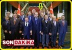 Muhtar KABADAYI da  'Güçlü Türkiye için EVET' dedi.