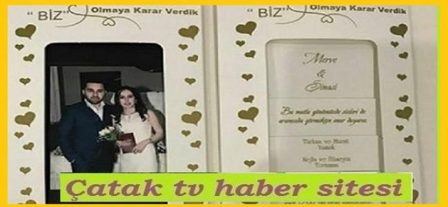 Merve YAMAK ve Şinasi TOROMAN çifti EVLENİYORLAR!