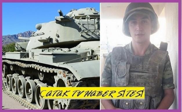 Şırnak'ta Görevli Çataklı Askerden Selam Var!