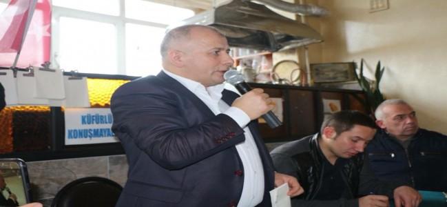 Rahman Karahan Yeniden Başkan