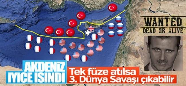 Haçlılar Yeniden Akdenizde