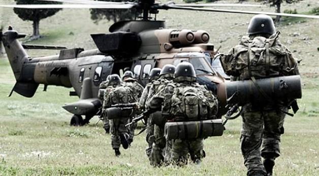 Kürtün'de Askeri Hareketlilik !!!