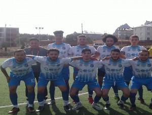 Doğankentspor ilk maçını oynadı.