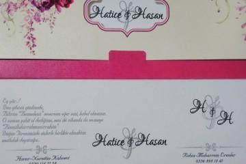 Hatice Kahveci&Hasan Erenler evleniyor.