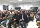 Çatak İlköğretim ve İmam Hatip Ortaokulu veli toplantısı yapıldı.