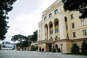 Azerbaycan Savunma Bakanlığı'ndan …