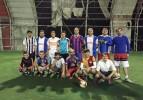 Çatak – Güdül Dostluk maçı yapıldı.