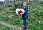 Hakan Bayram'ın mutlu günü