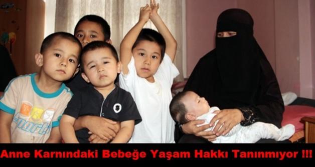 Anne Karnındaki Bebeği Bile Katlettiler !