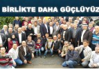 Hasan TURAN ve Hasan Ekmen'le Dernekte Kahvaltı.