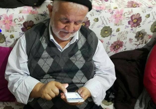 Mikdat amcada kendisine FACEBOOK sayfası açtı.