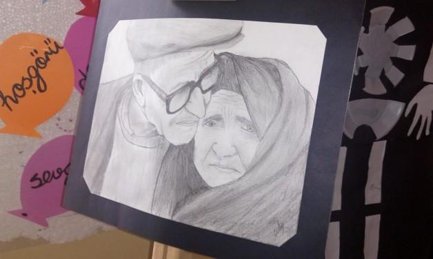 Okullar Hayat olsunda Sanat Eserleri görücüye çıktı.
