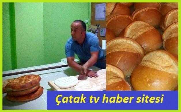Çatak Köyünde Ekmek Fırını Hizmete Açıldı.