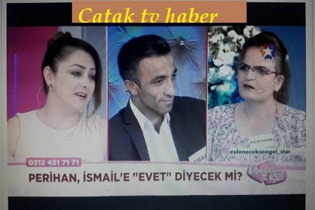 İsmail KARAHAN  Star Tv izdivaç programına katıldı.