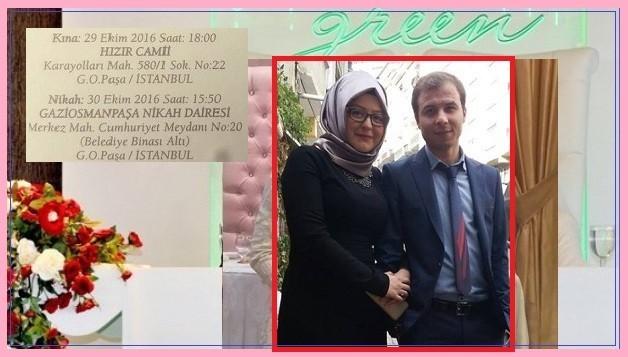 Hatice ve Abdulkadir çiftinin Kına ve Nikah tarihleri belli oldu.