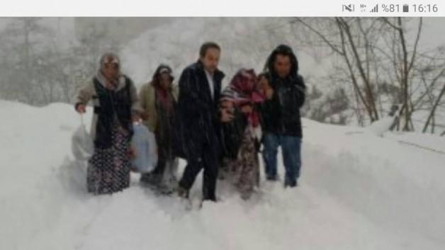 İstiklal Gazisi Eşi Rahatsızlandı