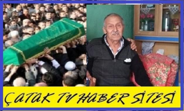 Güdül Köyü'nden Hacı KAÇMAZ vefaat etti. Cenaze buğün toprağa veriliyor.