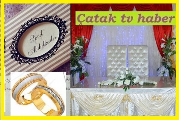 Sevil & Abdulkadir Çiftinin Kına ve Düğün tarihleri belli oldu.