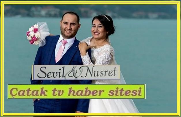 Nusret KAMACI ile Zonguldak'lı gelinimiz; SEVİL evleniyorlar.