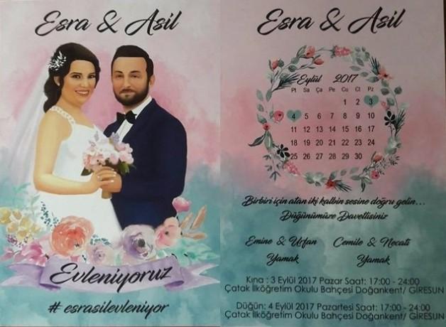Esra ve Asil Çifti Düğün Tarihi Kesinleşti