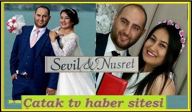 Nusret & SEVİL Çiftinin düğününe sayılı günler kaldı…