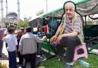 Vede Mehmet Amca İstanbul'da son yolculuğuna uğurlandı
