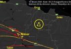 Avdullu-Kumru Ordu'da deprem