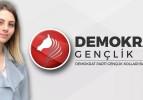 Demokrat Parti'de Gençlik Kolları Karadeniz Bölge Koordinatörlüğünde görev değişimi
